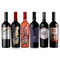 Colección Music Wines by Marcelo Pelleriti