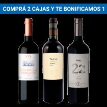 Luna Benegas, Tapiz y Tonel 22