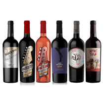 Colección Music Wines by Marcelo Pelleriti