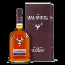 Whisky Dalmore single malt 12 años 700ml