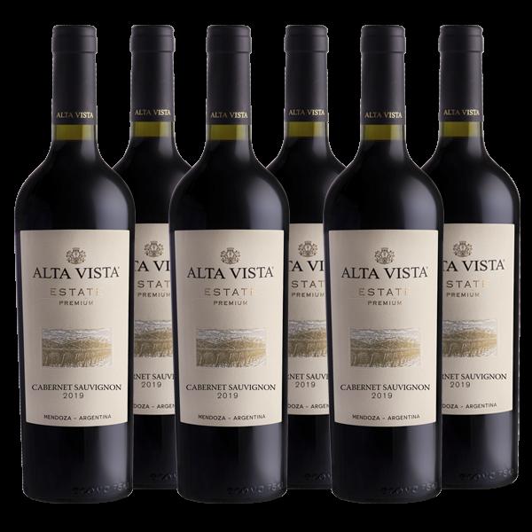 Alta Vista Estate Premium Cabernet Sauvignon 2019
