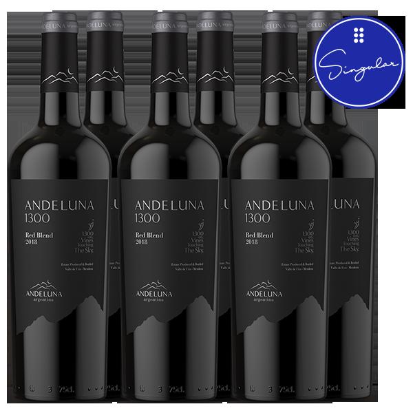 Andeluna 1300 Red Blend 2018