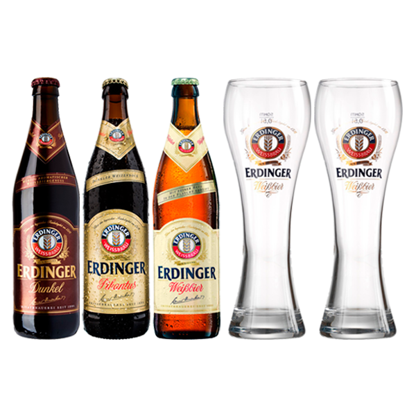 Degustación de cervezas Erdinger