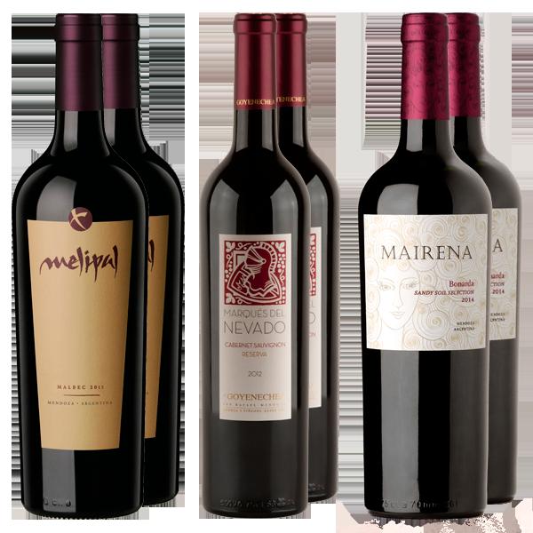 Melipal, Marques del Nevado y  Mairena