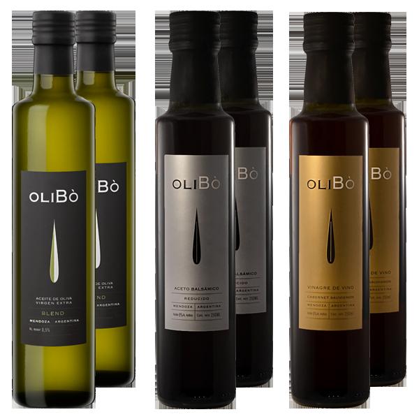 Aceto, Vinagre y Aceites Olibó