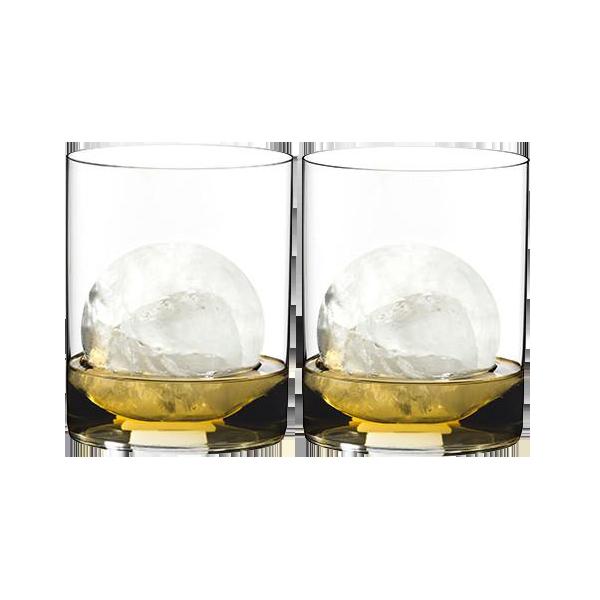 Set x 2 vasos RIEDEL O whisky