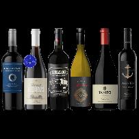 Gauchezco Reserve + Tierra de Lechuzas + Abrasado + Piedra Negra Reserve Pinot Gris + Tanito Evaggio 2018 + Aduentus