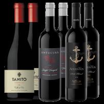 Tanito + Antucura + Aduentus