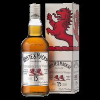 Whisky Whyte & Mackay 13 años 700 ml