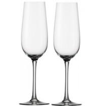Set de copas de  Champagne Weinland - Volf
