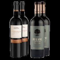 Alegoría Gran Reserva y Begani Premium