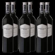 Barrancas Toso Red Wine 2015