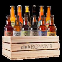 12 Cervezas + CAJÓN DE REGALO!