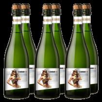 Espumante Chardonnay Semillón La guarda