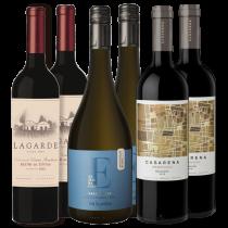 Lagarde Blend - Exploración Sauvignon Blanc - Casarena Reservado