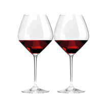 Set x 2 copas RIEDEL Heart to Heart Pinot Noir