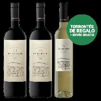 El Esteco Malbec + Torrontés de REGALO!