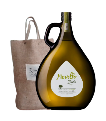 Aceite de Oliva Virgen Extra Zuelo Novello 2,25 lts