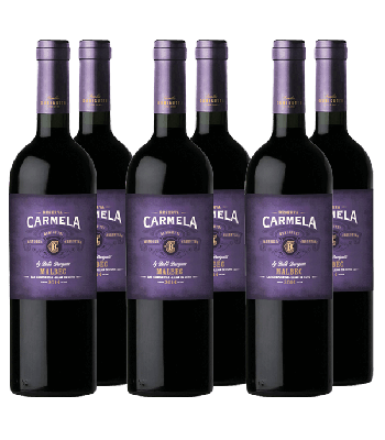 Carmela Reserva Malbec 2014