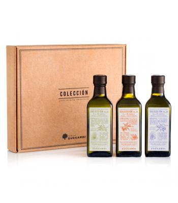 Aceites de oliva Colección La Ribera - Zuccardi