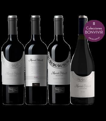 Colecciones BONVIVIR - Especial Enólogos por Marcelo Pelleriti