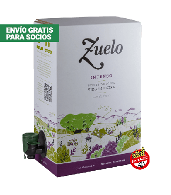 Zuelo Intenso Bag in box