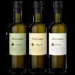 Aceites Varietales Zuccardi: Fantoio, Changlot y Arauco